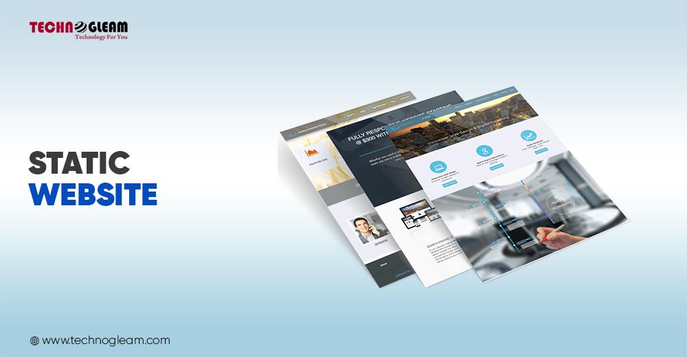static website