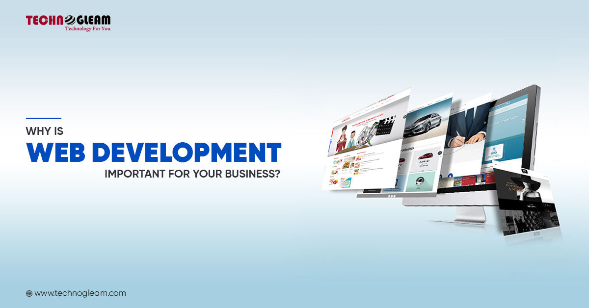 Web Development Services | Why It's Important In 2021? - Read Now