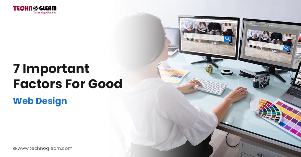 7 Important Factors For Good Web Design In 2021 - Read More