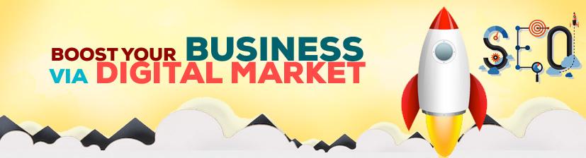 Boost Your Business via digital marketing