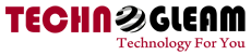 Technogleam Logo