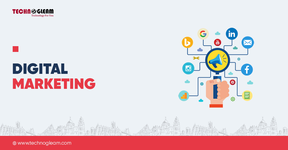 #1 Digital Marketing Agency In Kolkata   Digital Marketing - Technogleam