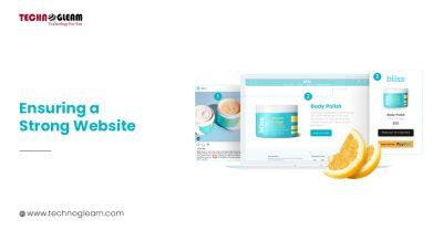 ecommerce strong website Ecommerce Web Development Company In Siliguri - Technogleam